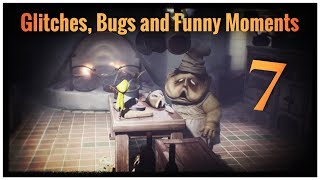 Download Little Nightmares - Glitches, Bugs and Funny Moments 7 Video