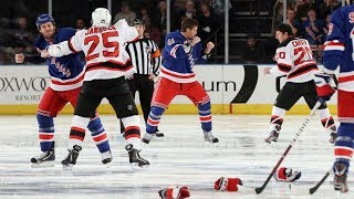 Download NHL: Opening Faceoff Fights Video
