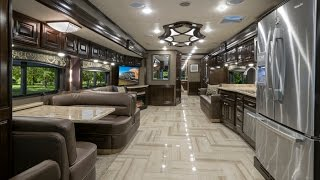 Download 2016 Thor Motor Coach Tuscany Luxury RV Review at MHSRV 44MT Video