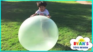 Download WUBBLE BUBBLE BALL Complications! Fun Activity for kids Bubble Machine Playtime Kids Toys Video