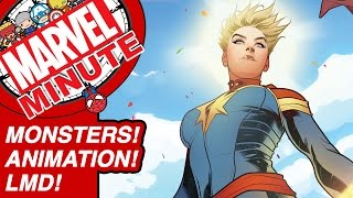 Download Monsters! Animation! LMD! - Marvel Minute 2017 Video