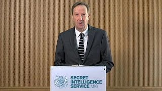 Download Britain's MI6 chief warns of 'unprecedented' terror threat to UK Video