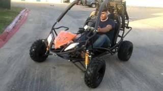 Download Go kart 150cc, kinroad go kart, areo hawk 150cc Video