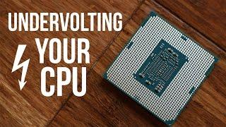 Download Should You Undervolt Your CPU? Video