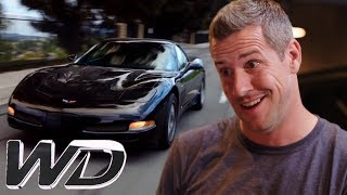 Download Ant Transforms A Corvette C5 Z06 Into A ″Mean Looking Machine"
