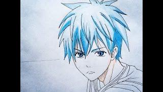 Download How to draw Kuroko (Kuroko no basket) Video