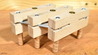 Download Self–Centering Doweling Jig in 1 hour Video