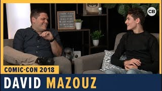 Download David Mazouz - SDCC 2018 Exclusive Interview Video