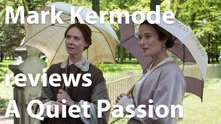 Download Mark Kermode reviews A Quiet Passion Video