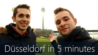 Download Düsseldorf in 5 minutes | Travel Guide | Must-sees for your city tour Video