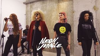 Download Neon Jungle - Fool Me (Acoustic) Video
