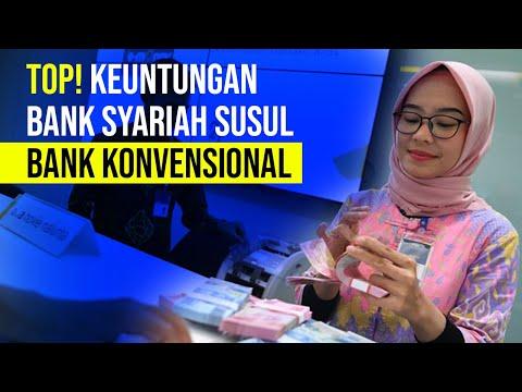 Keuntungan Bank Syariah Siap Menyaingi Bank Konvensional?
