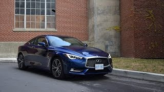 Download 2017 Infiniti Q60 3.0t AWD 300HP - Review Video
