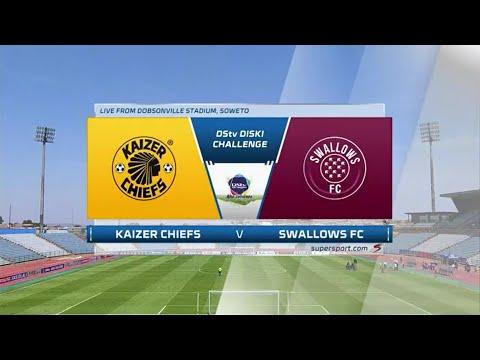 DStv Diski Challenge   Kaizer Chiefs Reserves v Swallows FC Reserves   Highlights