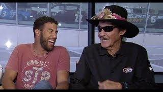 Download Watch the entire Darrell Wallace Jr./Richard Petty Facebook Live Video