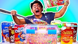 Download I Mixed All My Cereals Together ~ Balanced Breakfast Video