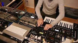 Download Rufes Live - Colorful Mood # Atmospheric Deep Techno Liveset with Elektron machines Video