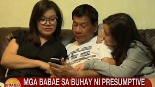 Download UB: Mga babae sa buhay ni presumptive President Rodrigo Duterte Video