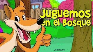 Download JUGUEMOS EN EL BOSQUE canciones infantiles Video