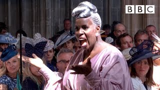 Download 'Stand by Me' performed by Karen Gibson and The Kingdom Choir - The Royal Wedding - BBC Video