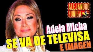 Download ADELA MICHA SALE DE TELEVISA!! Noticias Video