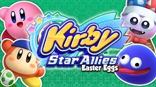 Download Power of Friend-Ship - Easter Eggs in Kirby Star Allies - DPadGamer Video