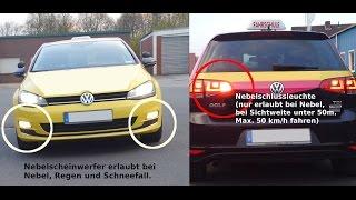 Download Abfahrtskontrolle Klasse B - Teil 5: Lichtschalter (Fahrschule, Führerschein) Video