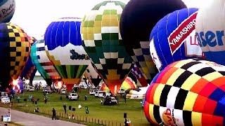 Download 2016佐賀熱気球世界選手権 初日朝一斉離陸 22nd FAI World Hot Air Balloon Championship バルーンフェスタ 佐賀 Video