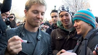 Download Rosberg in Wiesbaden Video