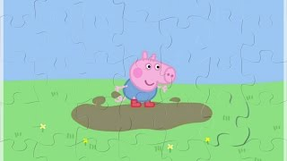 Download Peppa Pig || Puzzle games for Kids Video