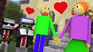 Download Monster School : BALDI'S LOVE STORY - Minecraft Animation Video