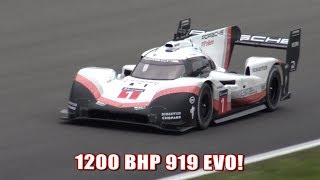Download |Lap Record!| Porsche 919 EVO ″Tribute″ At Spa Francorchamps Video
