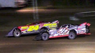 Download RUSH Crate Late Model Feature | McKean County Family Raceway | 6-16-18 Video