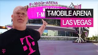 Download T-Mobile | Vegas Arena Unboxing & First Look Video