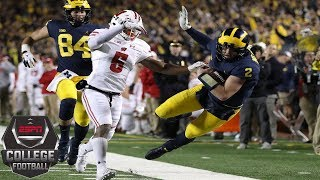 Download No. 12 Michigan defeats No. 15 Wisconsin for 6th straight win | College Football Highlights Video