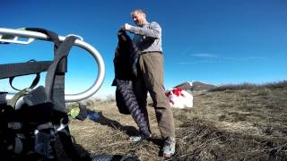 Download Paramotor Fly Camping! Powered Paragliding World Champion Testing NeoAir & Cuban Fiber Tent!! Video