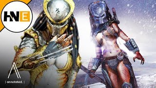 Download The Female Predator that Trained a Human in the Ways of the Yautja Explained Video