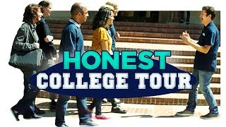 Download Honest College Tour Video