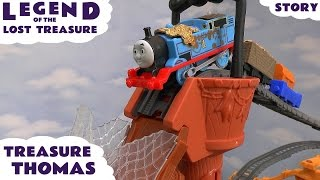 Download Thomas and Friends Treasure Thomas Sodor's Legend Of The Lost Treasure Toy Train Story Trackmaster Video