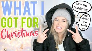 Download WHAT I GOT FOR CHRISTMAS 2016 Video