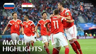 Download Russia v Egypt - 2018 FIFA World Cup Russia™ - Match 17 Video