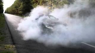 Download Audi A5 S5 burnout Video