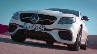 Download Mercedes-AMG E 63 S 4matic+ designo diamond white bright #amge63s Video