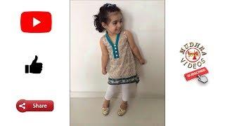Download panjabi dress cutting and stitching for kids # DIY # part 118 Video
