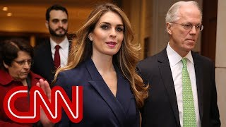 Download Why Hope Hicks left the White House Video