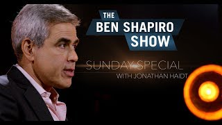 Download Jonathan Haidt | The Ben Shapiro Sunday Special Ep. 22 Video