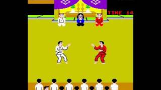Download Arcade: Karate Champ Video