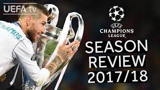 Download UEFA CHAMPIONS LEAGUE 2017/18 SEASON REVIEW Video