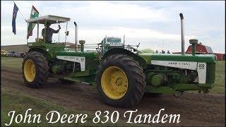 Download John Deere Tandem 830 Articulated Video