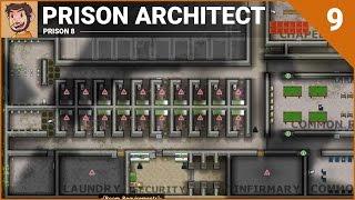 Download Let's Play - Prison Architect (Prison 8) - Part 9 Video